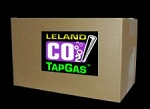 Case of 24 Leland CO2 TapGas Cylinders
