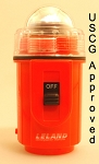 Emergency Strobe Light, Xenon - ORANGE