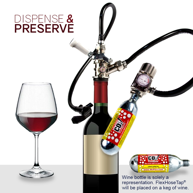 FlexHoseTap® Wine Kit