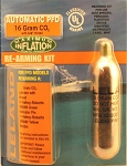 Re-Arming Kit, 16g CO2