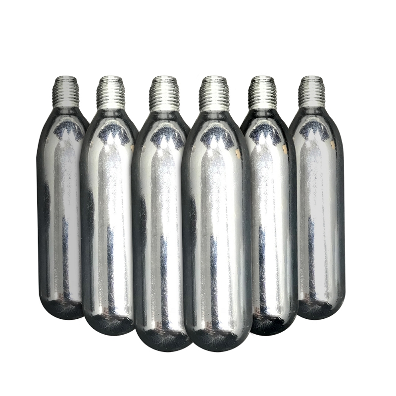 16g of CO2 TapGas - 6 pack