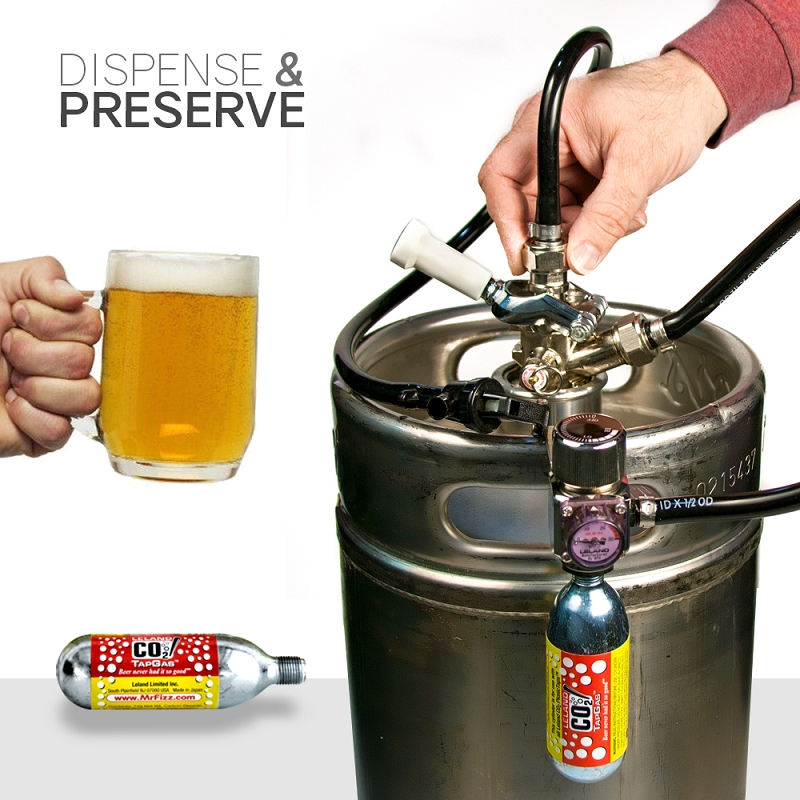 FlexHoseTap® Beer Kit